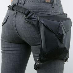 Image result for concealed carry bikers purse handbag hip and waist