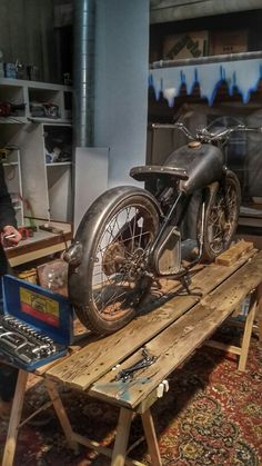 Csepel 125/49 Atv Motocross, Bobbers, Post Apocalyptic, Garages, Choppers, Cars And Motorcycles, Bike, Awesome, Vintage Motorcycles
