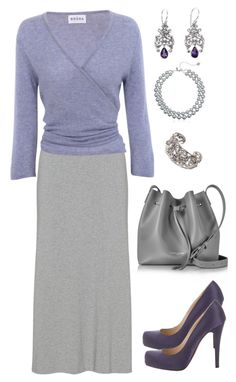 """""""Untitled #153"""" by gdhlady on Polyvore featuring NOVICA, Kate Spade, Christian Louboutin and Lancaster"""
