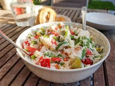 Potato Salad, Bbq, Food And Drink, Lunch, Cooking, Healthy, Ethnic Recipes, Food Ideas, Drinks