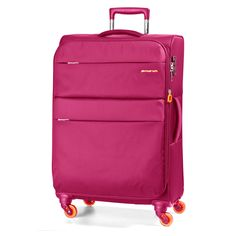 Großer #Reisekoffer March15 Elle bei Koffermarkt: ✓extraleichtes Weichgepäck: nur 2,7 kg ✓TSA-Schloss ✓pink ⇒Jetzt kaufen