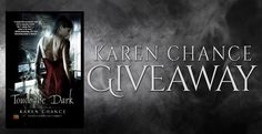 This giveaway is brought to you byLindsey Fairleigh, author ofInk Witch!  This is your chance to win ANY book by one of today's bestselling Urban Fantasy authors! We've picked the author…but the winner picks the book!  This is your chance to get, for free, the latest from Karen Chance!  Don´t forget to share your Lucky URL to get more chances to win!  Good luck!