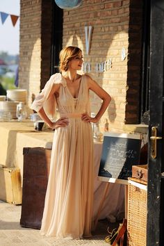 My favorite dress Most Beautiful Dresses, Pretty Dresses, Boho Dress, I Dress, Bridesmaid Dresses, Wedding Dresses, Streetwear Fashion, Celebrity Style, Style Inspiration