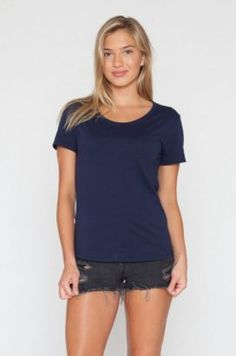 Casual women's clothing | Made in USA | American Made Supply Co. T-shirts |