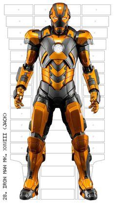Iron Man mark XXVIII (Jack)