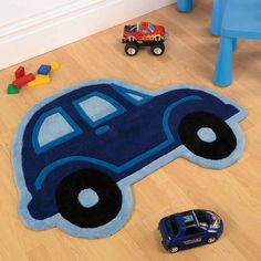 Our kids rugs offer a luxurious, soft 100% acrylic pile and are easy to clean and colourfast.