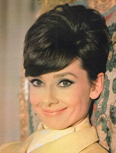 Audrey Hepburn in 'How To Steal a Million', 1966.