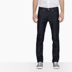 A good pair of jeans should be slim, but not too tight, stiff but not so stiff…