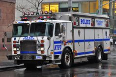 nypd | NYPD ESU Truck 1 | Flickr - Photo Sharing!