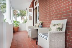 Great place to spend having breakfast. over looking the beaches of Durban http://www.hospitalityhedonist.co.za/durban-accommodation-quarters-hotel-florida-road/