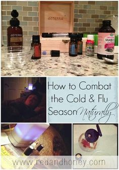 Combat cold/flu naturally