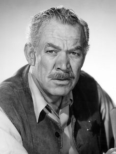 Ward Bond--4/9/1903-11/5/1960 - died of a heart attack at age 60. He was born in Benkelman, Nebraska
