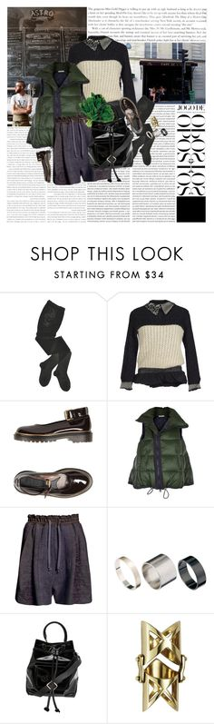 """""""Sustainable"""" by mirela-k ❤ liked on Polyvore featuring Oris, HYD, Antonio Marras, Marni, Sacai Luck, DAMIR DOMA, Just Acces, Pierre Hardy and sass & bide"""