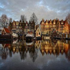Amsterdam, Netherlands photo credit @towergallery