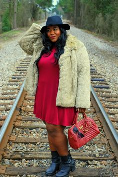 Musings of a Curvy Lady rocks our fave accessories