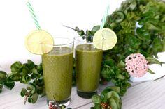 Sunflower - w wolnej chwili...: Zielony koktajl na zdrowie, urodę i świetne samopo...