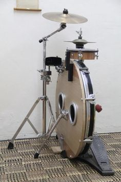 Peter Lau's Innovative Compact Drum Kits – CompactDrums