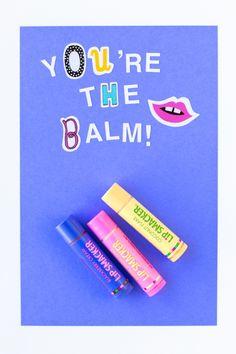 15 DIY Drugstore Valentine Hacks for Your Gal Pals | studiodiy.com