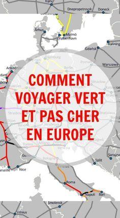 The Path She Took | Comment voyager vert et pas cher en Europe | http://www.thepathshetook.com