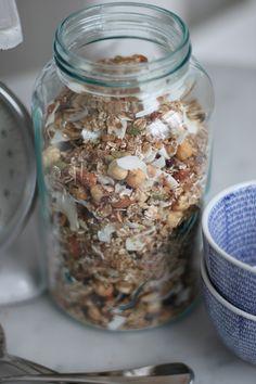 Gör min goda hemgjorda Granola... | Leila Lindholm