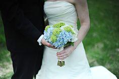 beautiful hydrangea bouquet