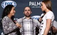 UFC Crowns Dominant Carla Esparza Inaugural Women's Strawweight Champion