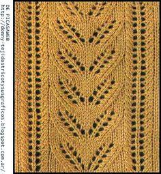 Lace Knitting, Knitting Stitches, Knitting Patterns, Crochet Patterns, Crochet Ideas, Stitch Patterns, Diy, Blanket, Knot