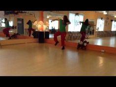 "▶ Christmas Zumba ""Run Rudolph Run"" - YouTube"