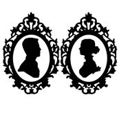 Victorian Silhouettes