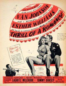 Thrill of a Romance (1945)