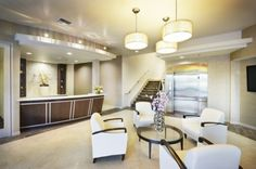 Corporate Office Design by Shasta Smith