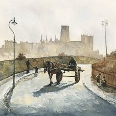'Durham Rag & Bone Man' by Eric Thompson