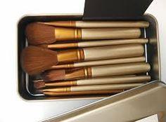 12 pcs Professional makeup brushes tools set