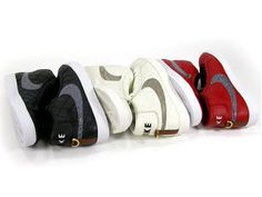 "Nike sb ""supreme"" blazers"