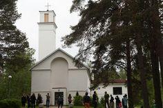 muurame church - Alvar Aalto Finland