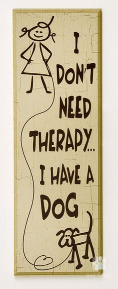 Best therapy ever!