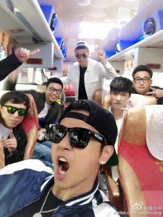 Go fighting team Yixing Exo, Chanyeol, Show Luo, All About Kpop, Keep Running, Korean Group, Actors, Got7, Dramas