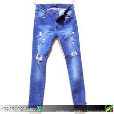 8281d8f658e7b 7 mejores imágenes de Jeans chupin de color