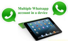 Install 2 Whatsapp on Same Android Phone [Latest]2015