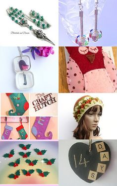 July Favourites by Dawn Mitton on Etsy--Pinned with TreasuryPin.com