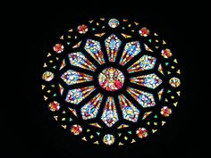 Church Stained Glass | Poetic Shutterbug