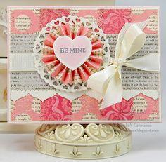 Sweet Treats...WMS January Blog Party ~ Cupcake's Creations