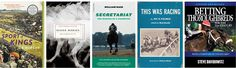 """C. E. Morgan's """"The Sport of Kings,"""" William Nack's """"Secretariat"""" and other books to read on the first Saturday in May."""
