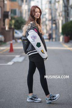 Korean Street Fashion 2016 Feburary      Taken in Streets of Seoul; Korea.                                                    ...