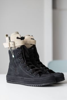 Ann Demeulemeester Ombre Sneakers