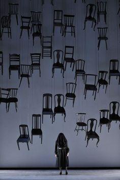 BERNARDA ALBAS HAUS  Inszenierung Calixto Bieto Nationaltheater Mannheim 2010