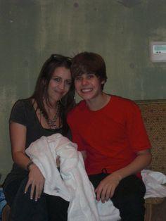 Awwww fetus Justin and Pattie