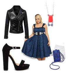 """""""doctor who"""" by roseygem ❤ liked on Polyvore featuring Chicnova Fashion and plus size clothing"""