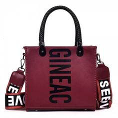 GET $50 NOW | Join RoseGal: Get YOUR $50 NOW!https://www.rosegal.com/tote/faux-leather-letter-print-handbag-1934013.html?seid=4514413rg1934013