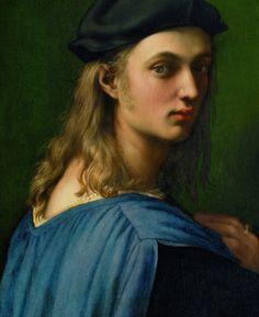 """""""El último Rafael"""", en el Museo del Prado, del 12 de junio al 16 de septiembre (Bindo Altovitti, Rafael. Óleo sobre tabla, 59,7 x 43,8 cm, h. 1516 - 1518, Washington, National Gallery of Art, Samuel H. Kress Collection 1943.4.33"""